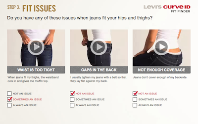 Savvy Fit: Levi's Curve ID Jeans