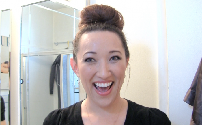 VIDEO: How to Make a Sock Bun