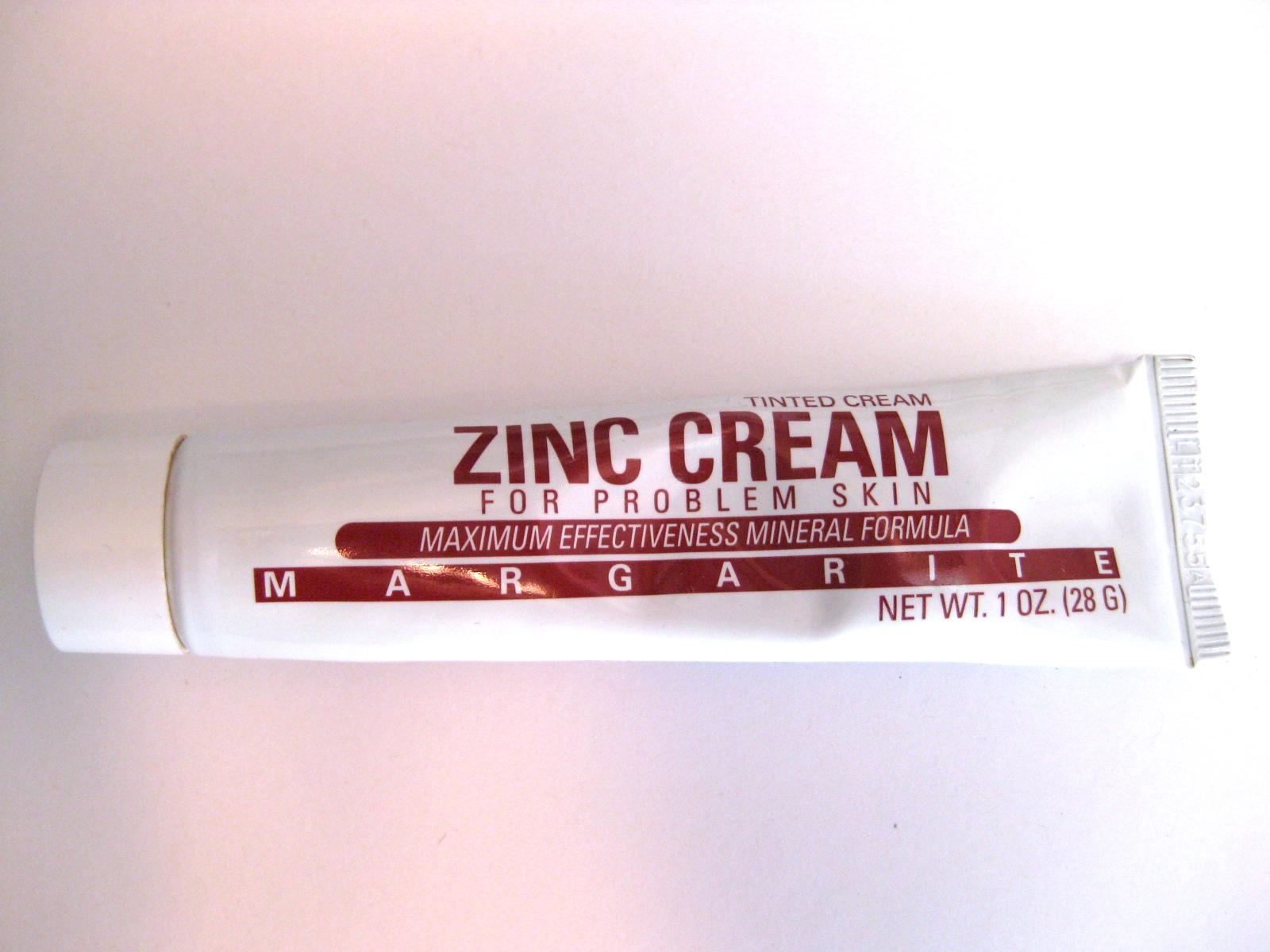 Hair Style 4 Ladies: Tinted Zinc Cream
