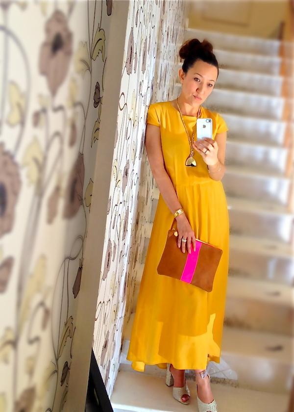 Sustainable Yellow Elegance