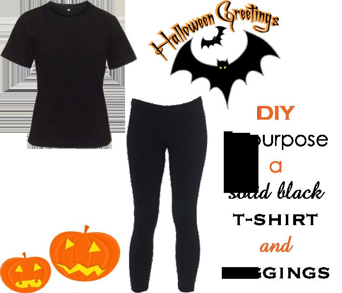 Do-it-Yourself Humorous Halloween Costumes