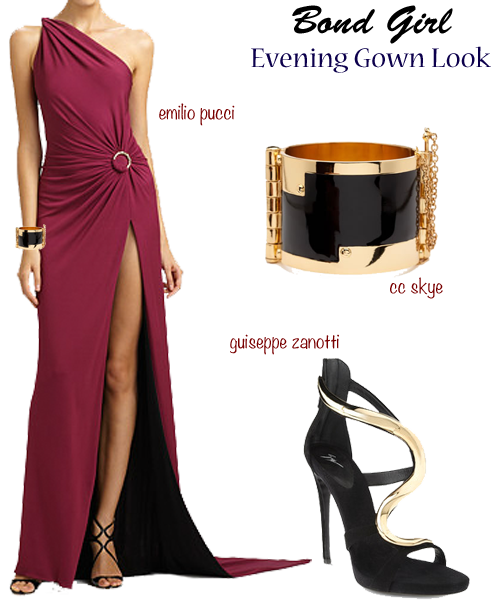 casino royale outfit ladies