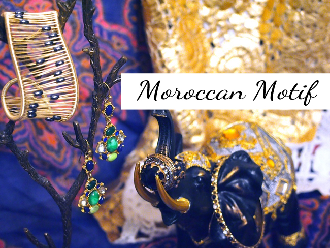 Moroccan Inspired Outfit of the Day