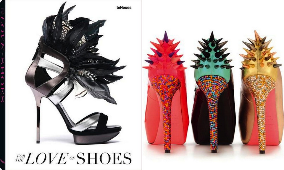 Savvy Style Book: For The Love of Shoes