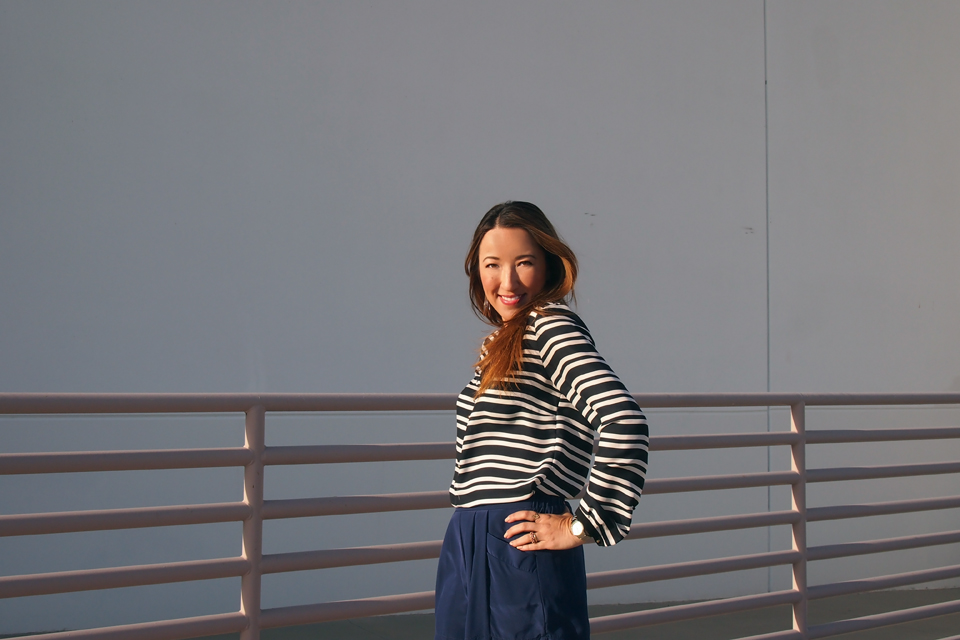 DAY 298  Shop My Closet Navy   Stripes - Savvynista 8925be4bc