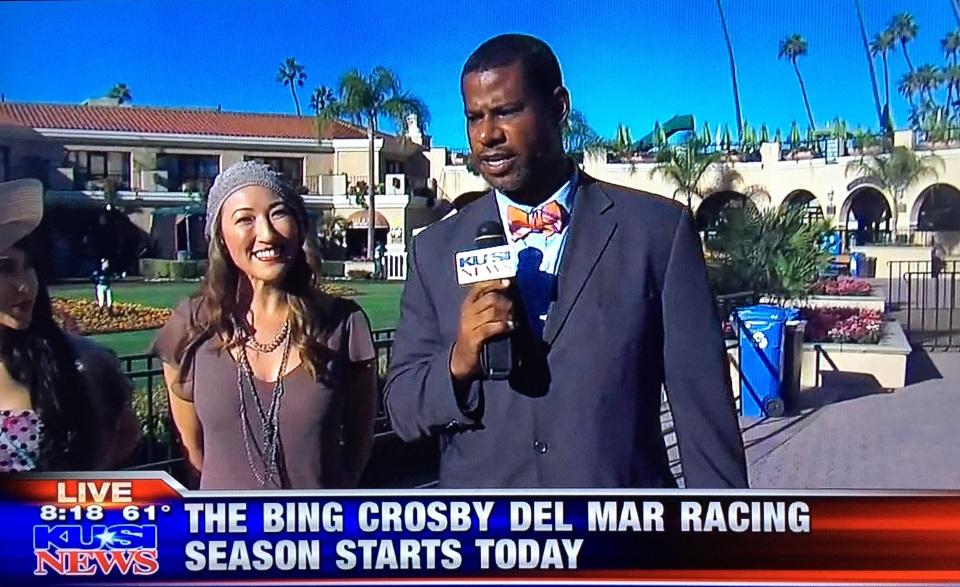 Bing Season at Del Mar Races