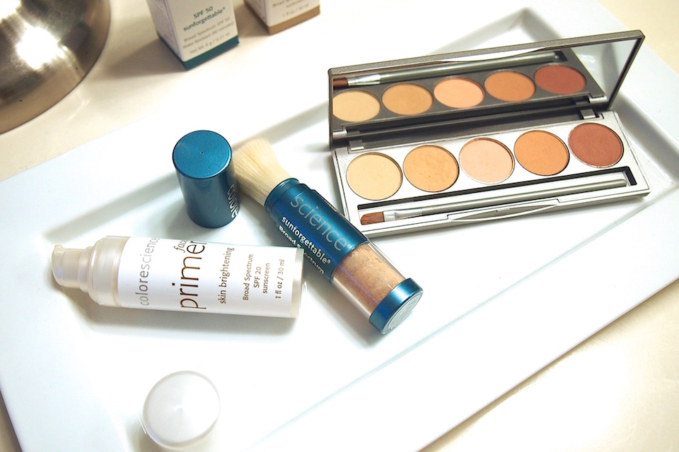 Skin Savvy with Colorescience