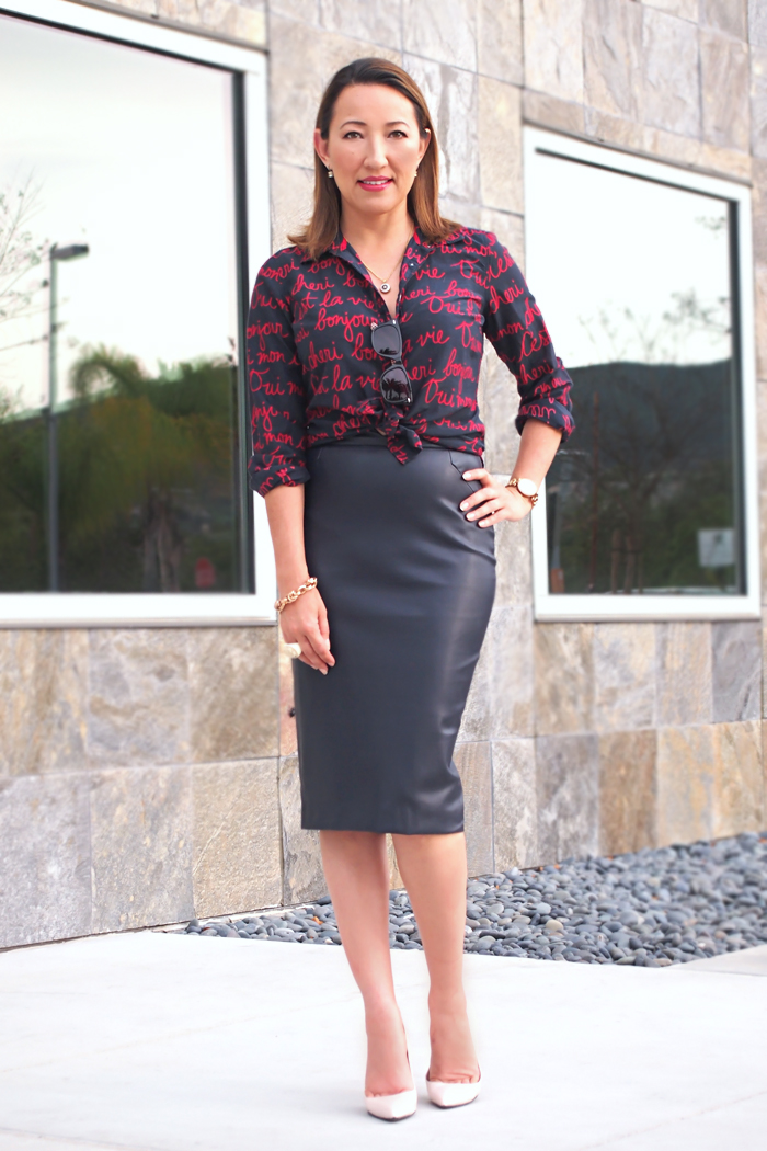 Transitional Pencil Skirts