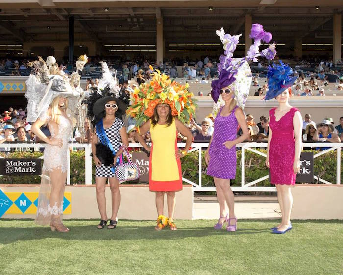 hat winners opening day 2015 del mar racing