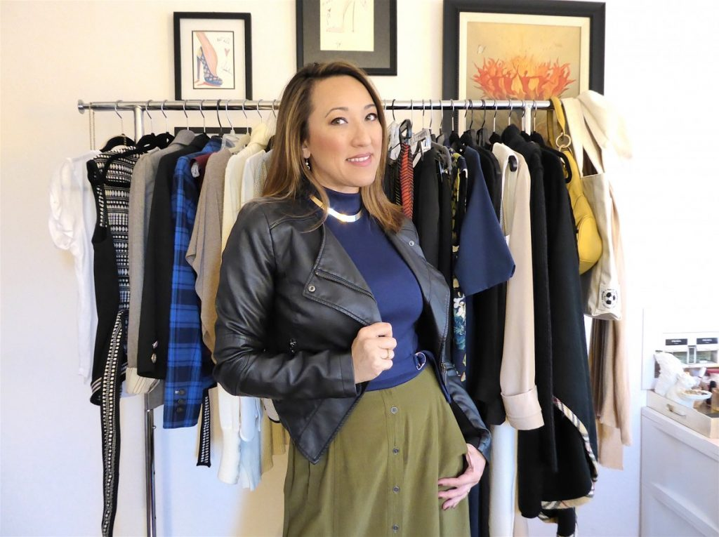 Fall Season 2015 Shop My Closet Challenge