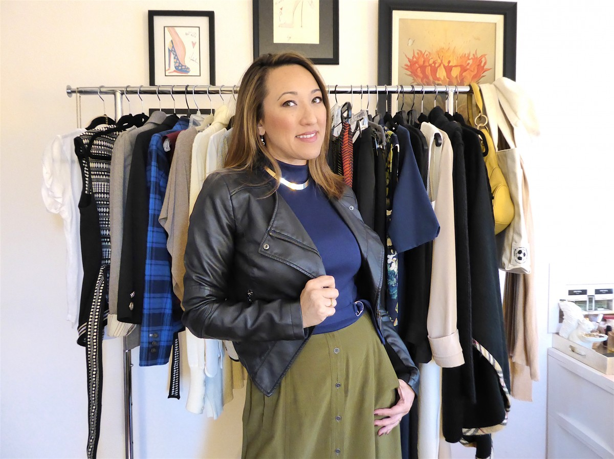 Fall Season 2015 Shop My Closet Challenge
