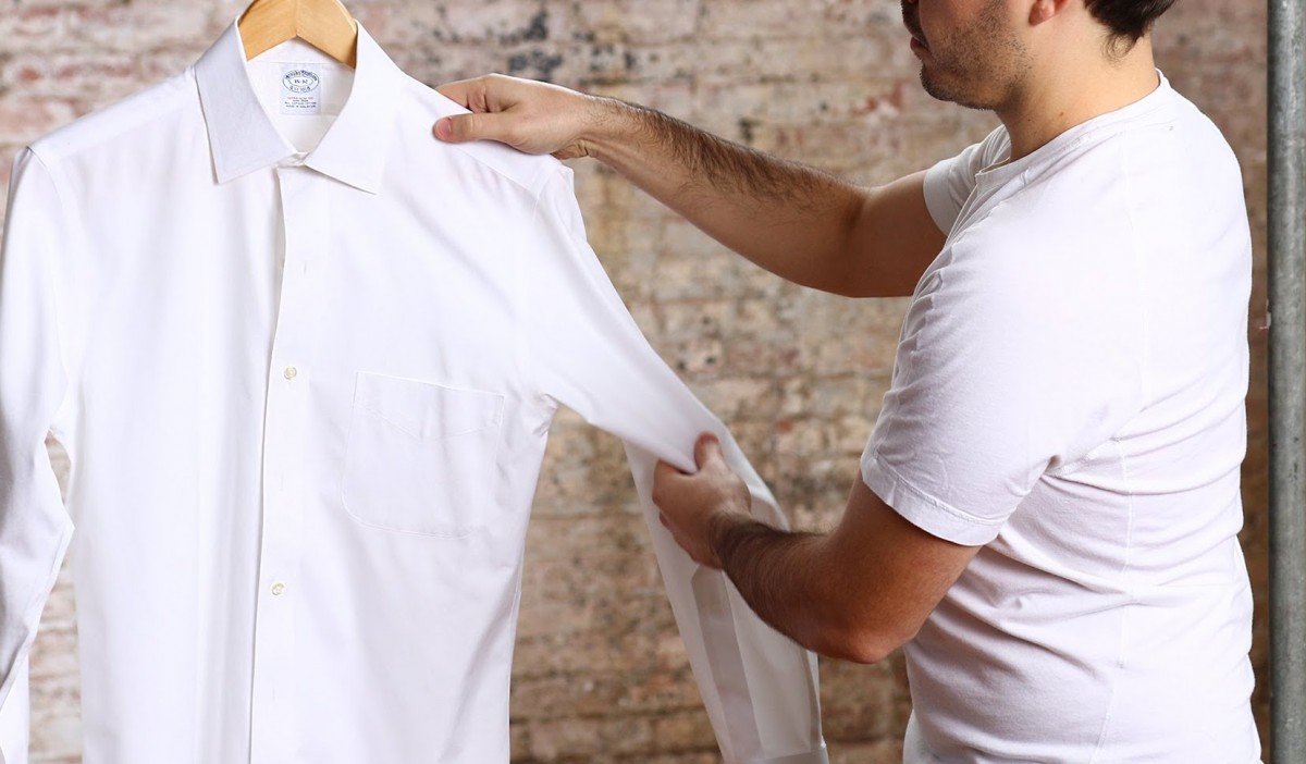 Video: How to Wear an Undershirt Properly