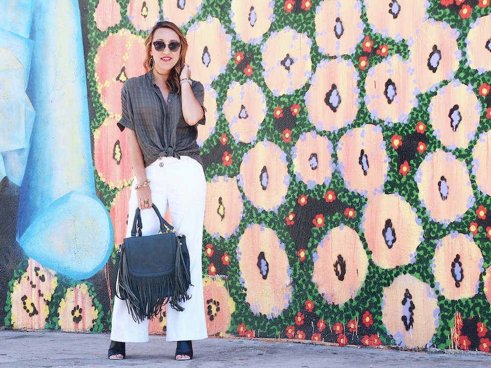 How to Style Summer Pants