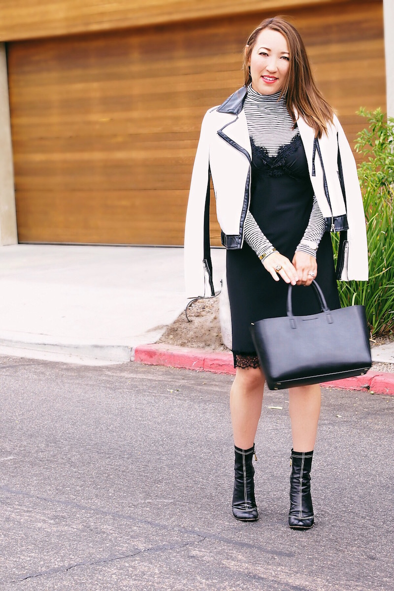 fall-style-slip-dress-over-tshirt-moto-jacket