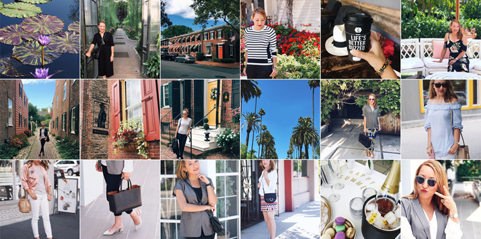 How to Create a Cohesive Instagram Feed for your Blog