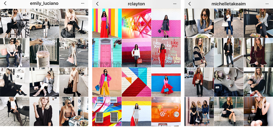 Best Fashion Feature Accounts