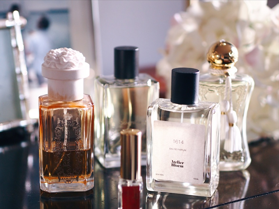 My Top Spring Fragrances