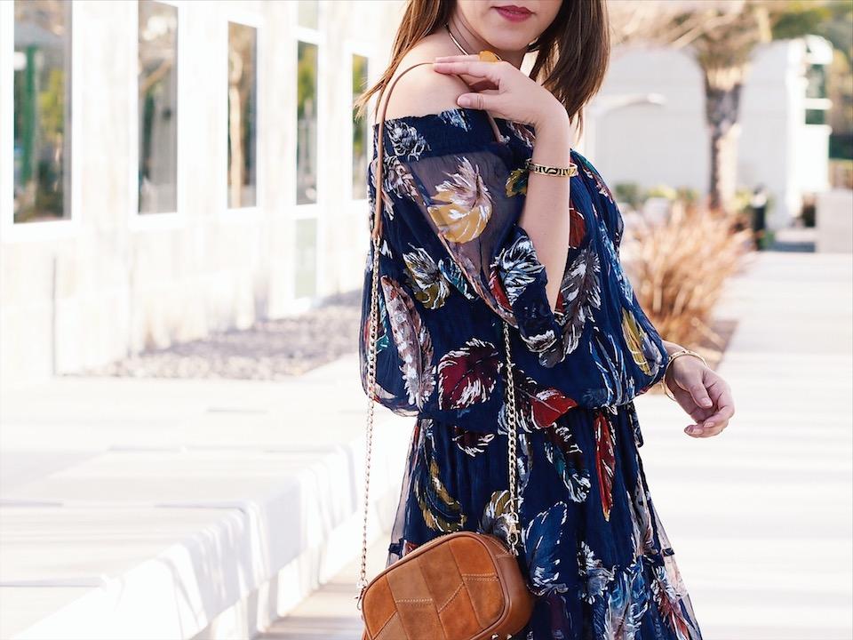 Off-the-Shoulder Spring Dresses