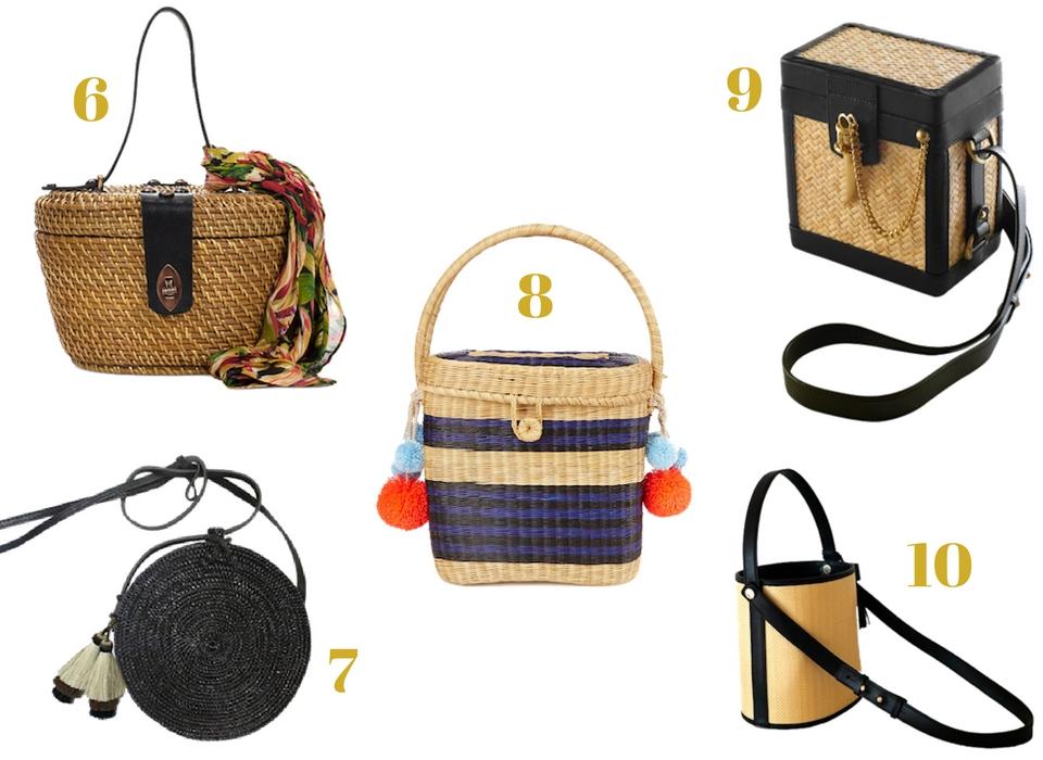top summer basket bags via savvynista