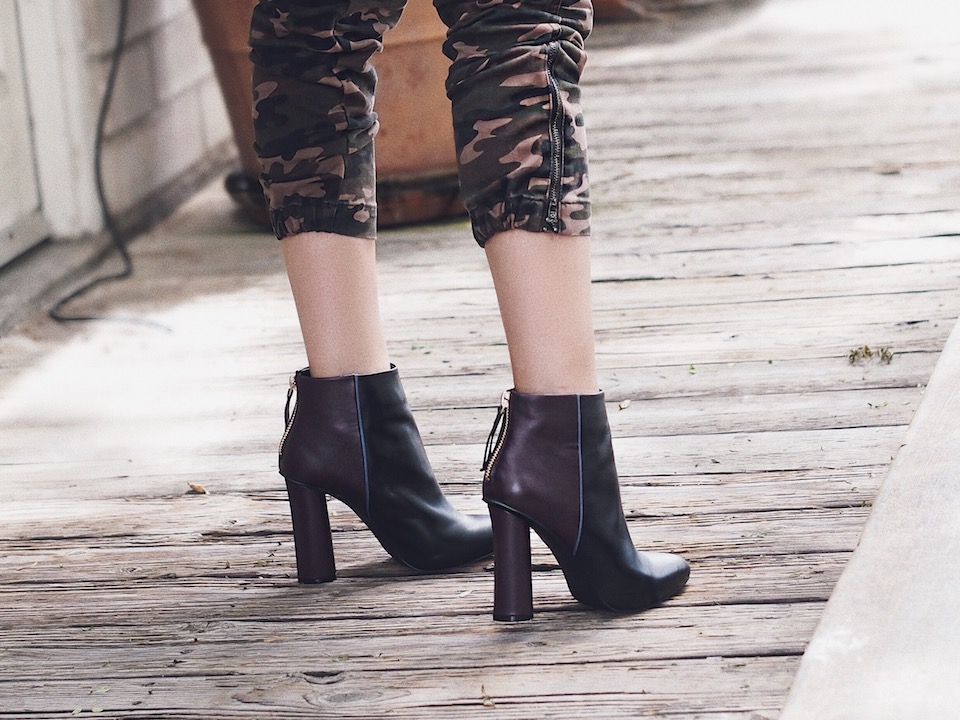 My Favorite Fall Shoe Trends