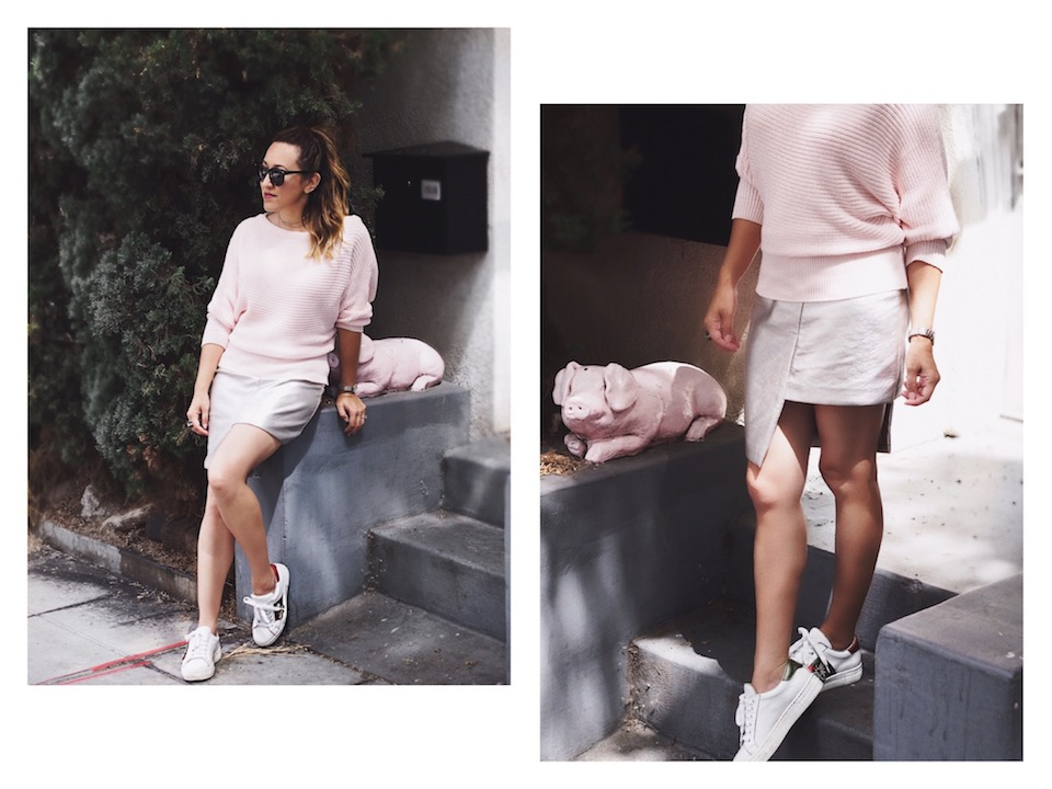 How to style short skirts via savvynista-1