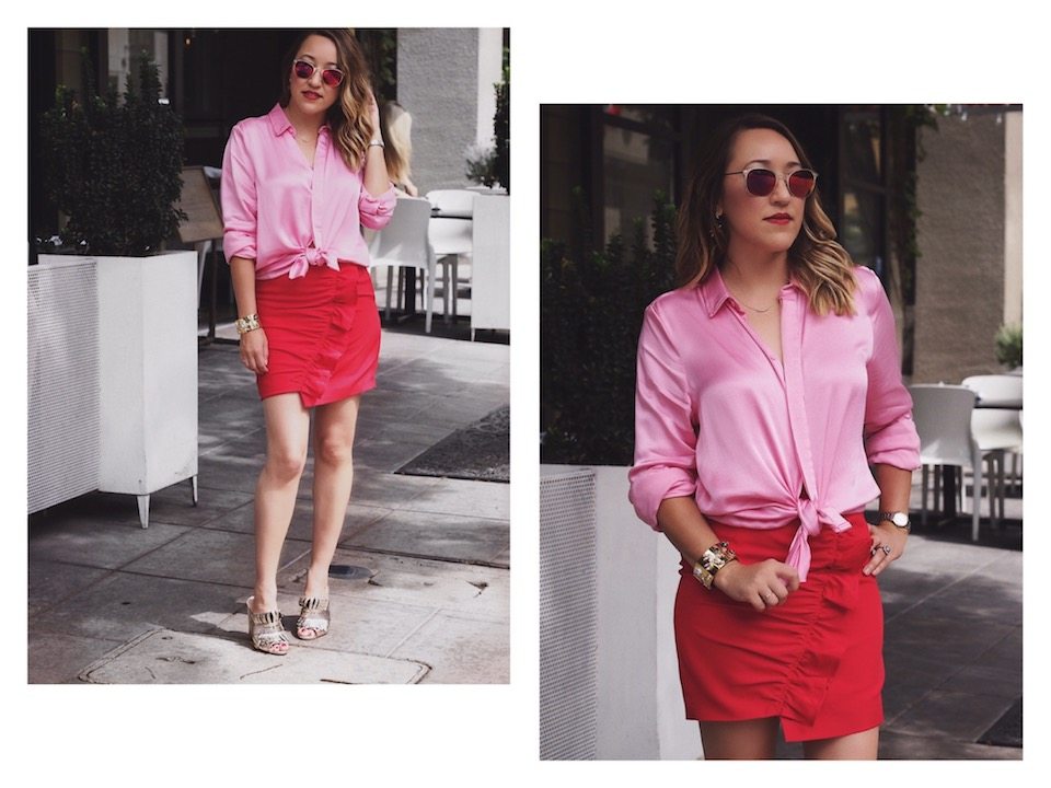 How to style short skirts via savvynista-3