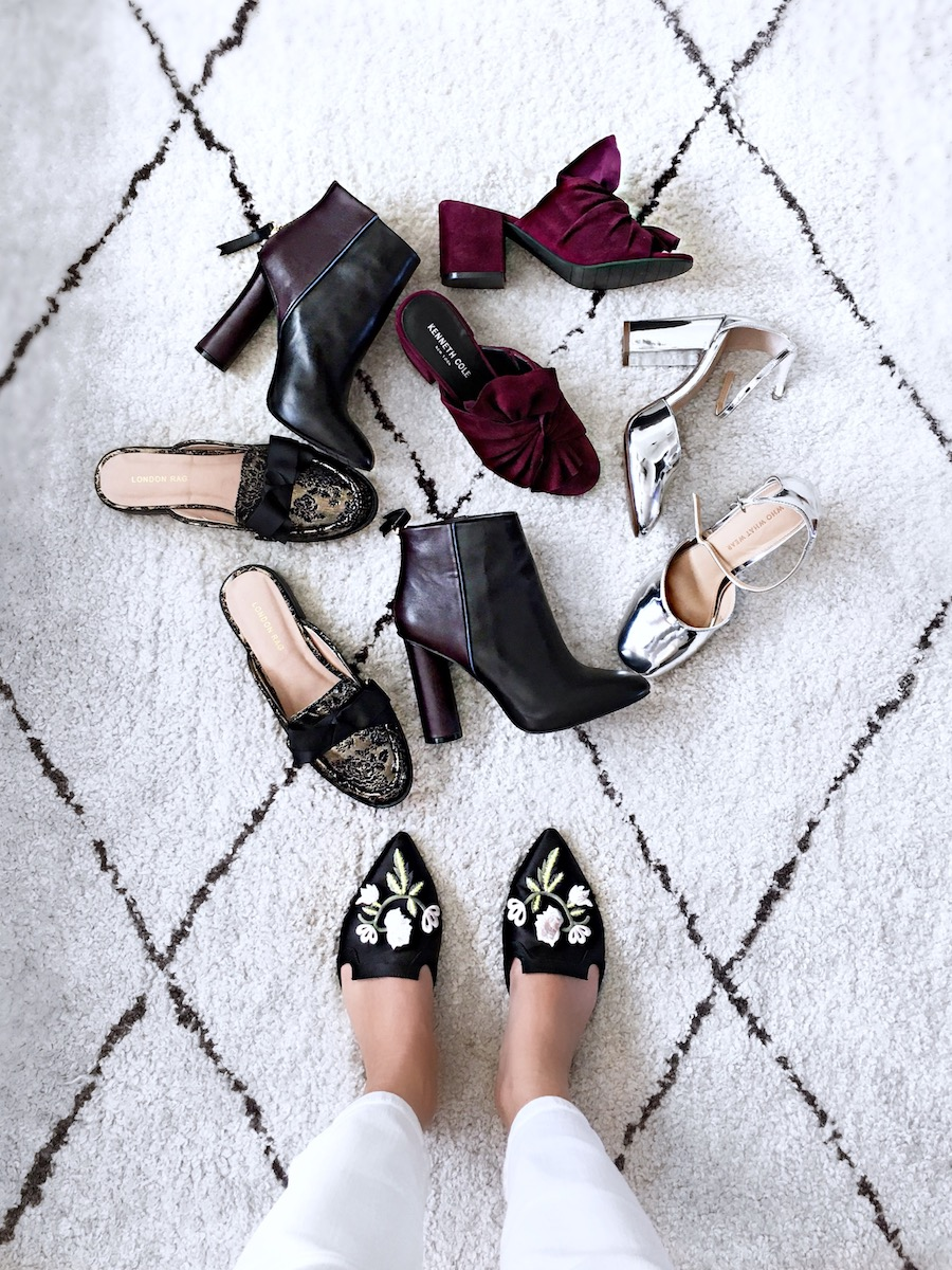 savvynista fall shoe trends