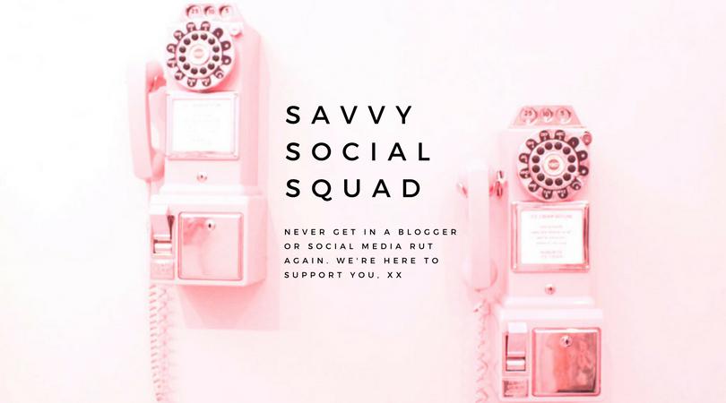 Savvy Social Squad