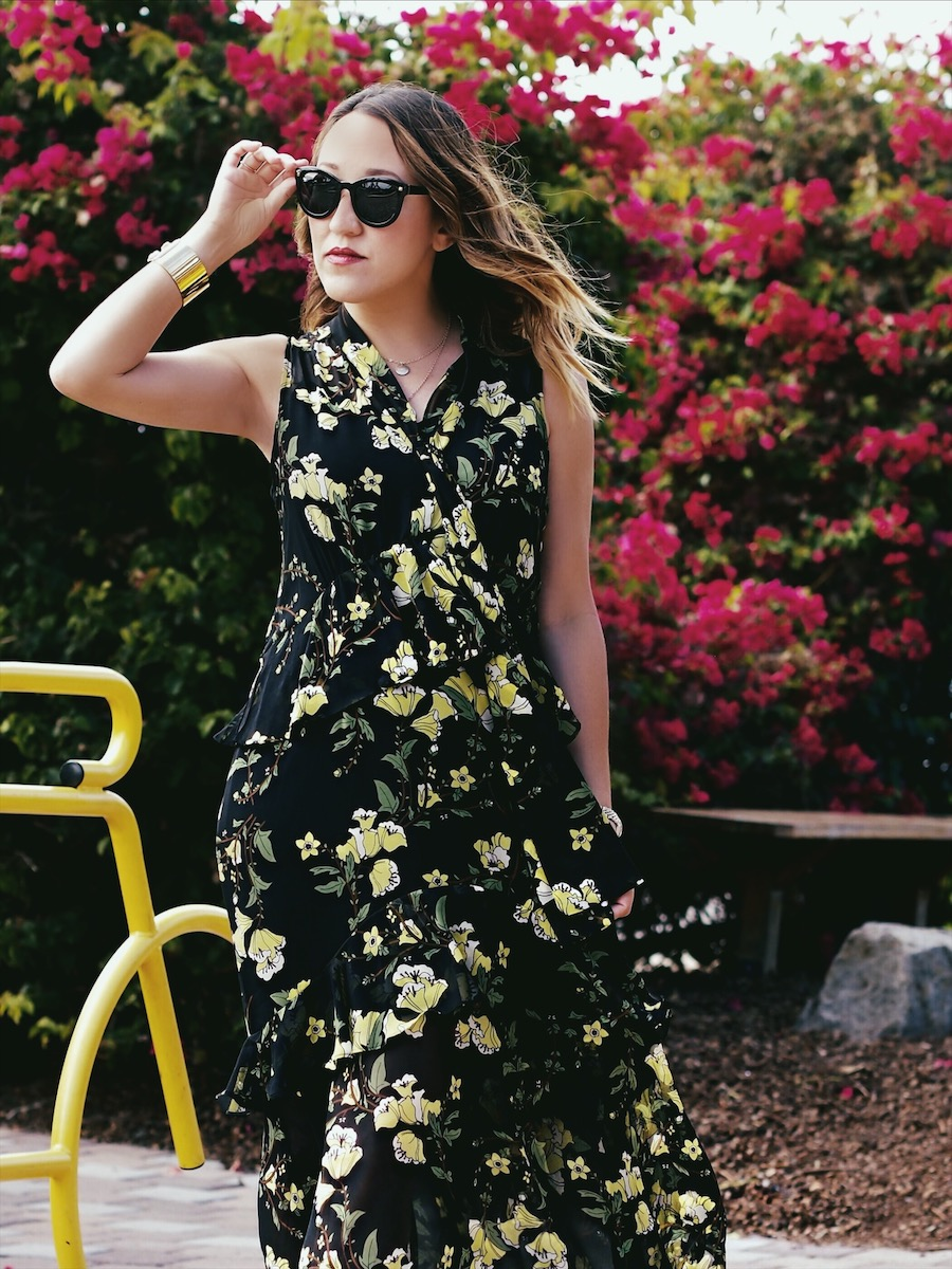 top fall floral dresses