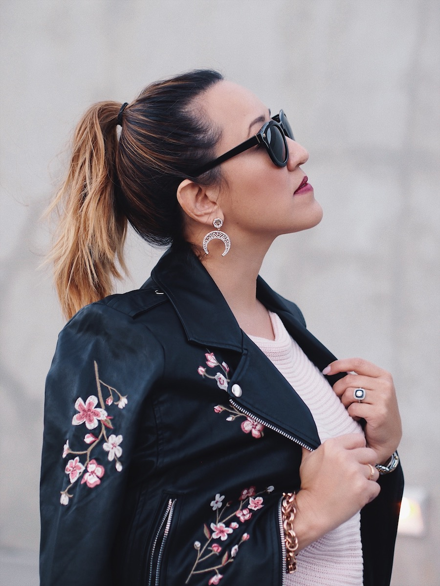 Embroidered-Moto-jacket-and-mules-6