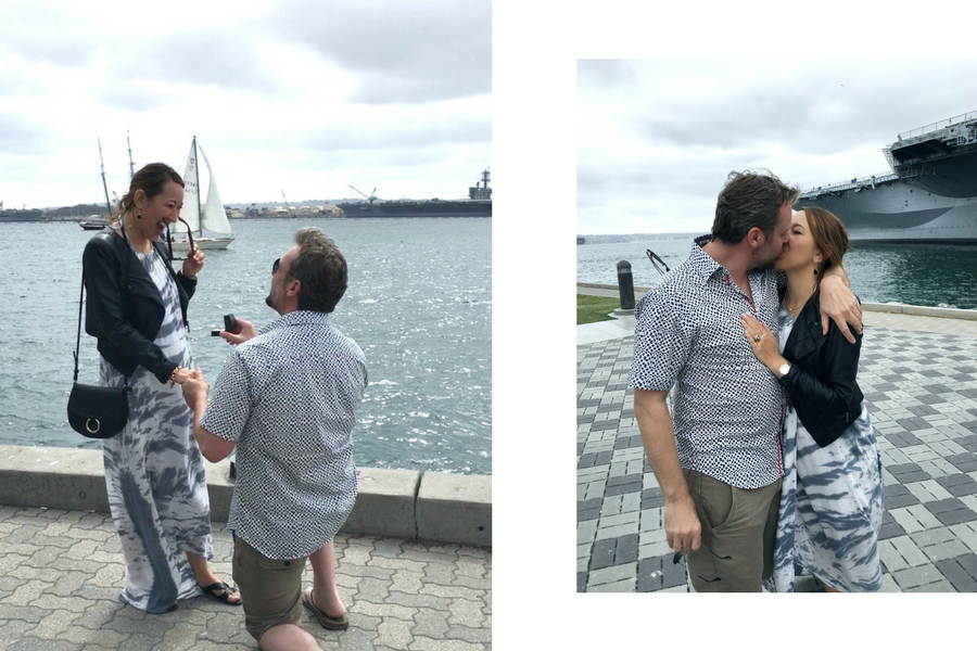 engagement proposal in san diego