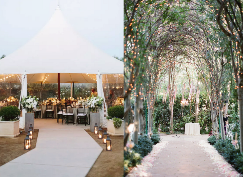 picking a wedding venue in southern california savvynista