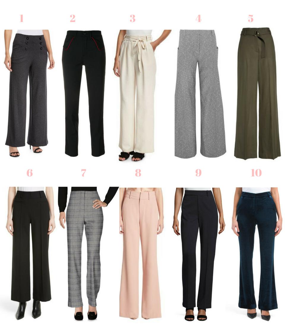 top picks high waist pants