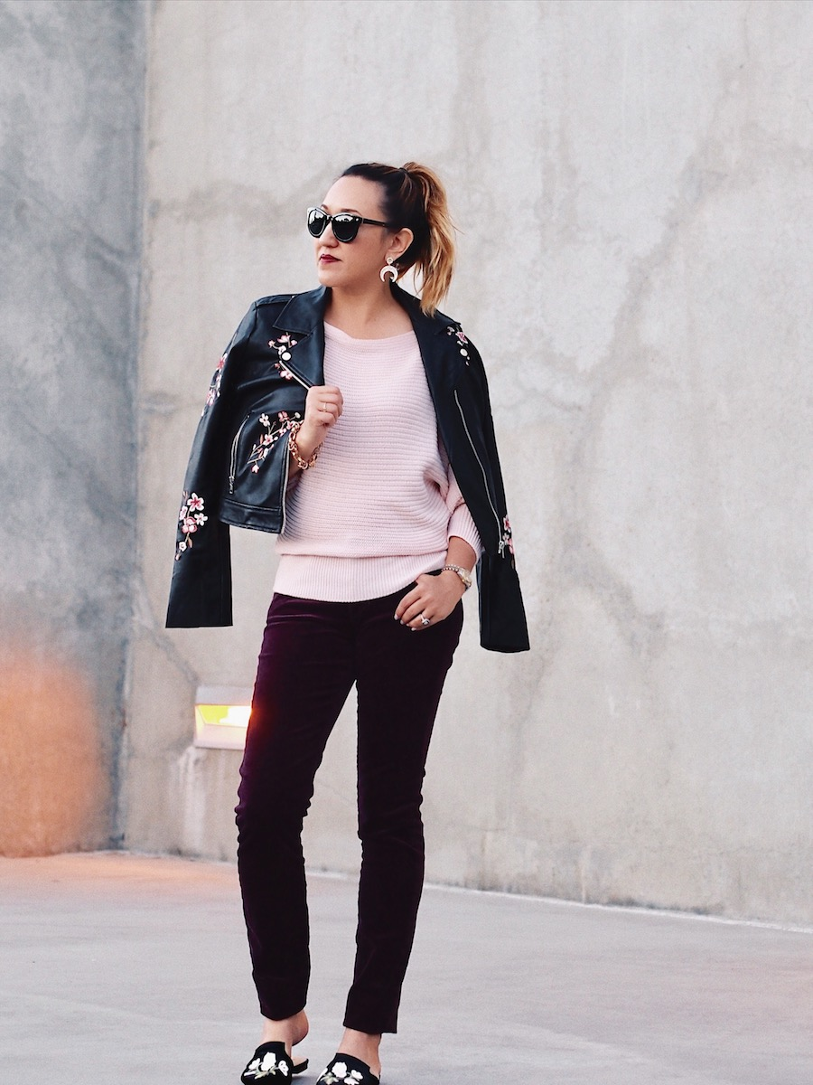 how-to-style-velvet-pants-savvynista